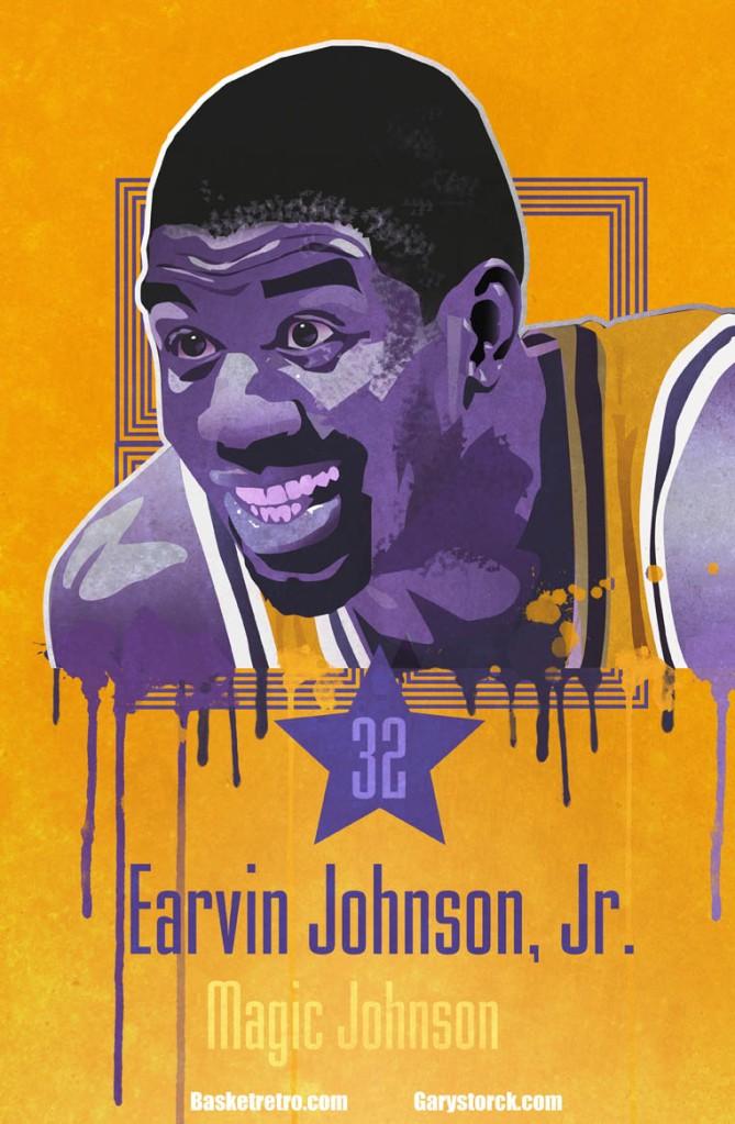 LETTRE DE MAGIC A LARRY BIRD Ahh Larry… Tu me manques vieux frère. Sacré rival… Je peux te le dire maintenant que le soleil se couche sur nos deux carrières. Parfois je me demande si Magic aurait existé sans toi. Est-ce que mes Spartans auraient gagné le titre NCAA contre une autre équipe que tes Sycamores ? Est-ce que les Lakers auraient soulevé cinq fois le trophée sans toi, mon grand rival, vieux rascal, mon égal. Pour le grand spectacle, il me fallait un alter-ego. Nous étions indissociables, comme l'ombre et la lumière. Quand j'étais à la baguette, et multipliais les tours de passe-passe, tu savais te faire discret, attendant ton heure. Et inversement. Avec ce numéro de duettistes nous nous sommes partagés presque tous les titres NBA des dix dernières années. Le temps a passé et Barcelone sera certainement notre dernier tour de piste. Le Basket nous a tout donné. Les étoiles à la hauteur de l'arceau. Mais les étoiles sont filantes, comme les filles et le succès. Comme le reflux d'une vague, il va tout reprendre. On est vieux maintenant. Il va nous laisser à présent, toi avec le dos bloqué comme un strapontin trop rouillé, moi avec ma maladie. Restera alors le souvenir de cet instant fugace, avec comme rappel, peut-être, nos maillots flottants au gré des cris du Boston Garden et du Great Western Forum. Magic